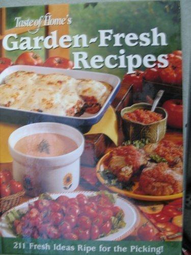 9780898214239: Taste of Home's Garden-Fresh Recipes