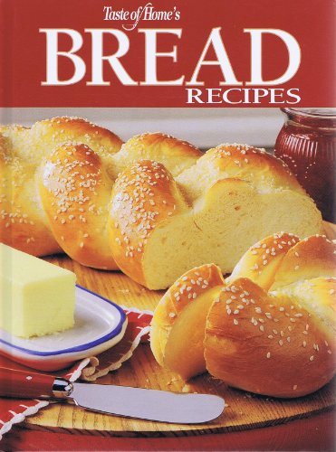 9780898214710: Bread Recipes (Taste of Home's)