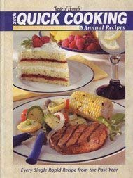 Taste of Home's 2006 Quick Cooking Annual Recipes