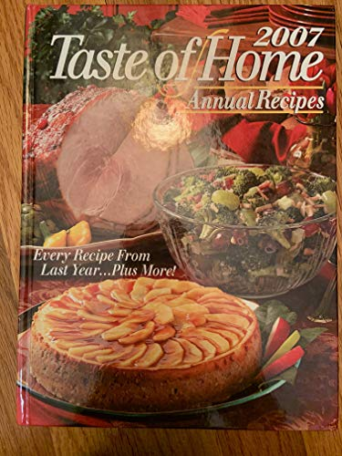 9780898215120: Taste of Home Recipes 2007