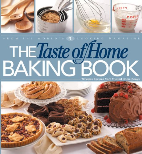 9780898215281: The Taste of Home Baking Book