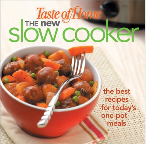 9780898215830: Taste of Home:The New Slow Cooker