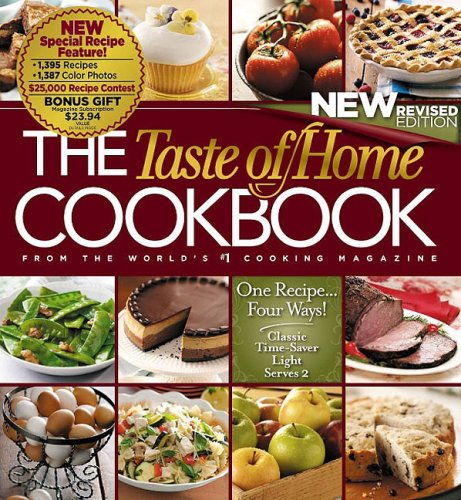 The Taste of Home Cookbook, Revised Edition
