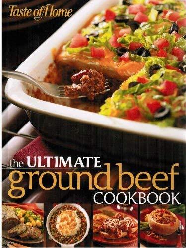 9780898216899: Ultimate Ground Beef Cookbook