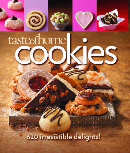 9780898217308: Taste of Homes Cookies