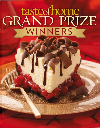 Taste of Home GRAND PRIZE WINNERS: Catherine Cassidy