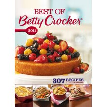 9780898218213: Best of Betty Crocker 2011 (307 Recipes with Photos)