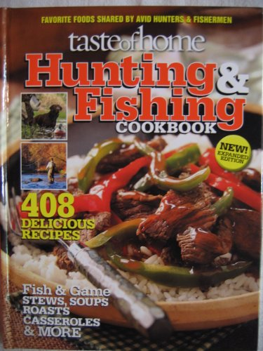 9780898218978: Hunting and Fishing Cookbook