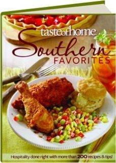 9780898219517: Taste of Home - Southern Favorites