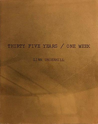 9780898220193: Thirty five years/one week