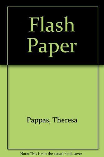 9780898230741: Flash Paper (Minnesota voices project)