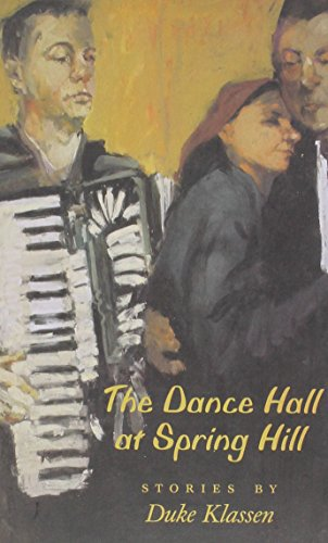 THE DANCE HALL AT SPRING HILL