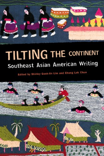 9780898232066: Tilting the Continent: Southeast Asian American Writing