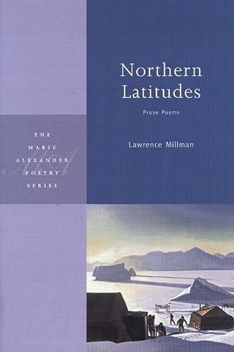 9780898232073: Northern Latitudes (Marie Alexander Poetry Series)
