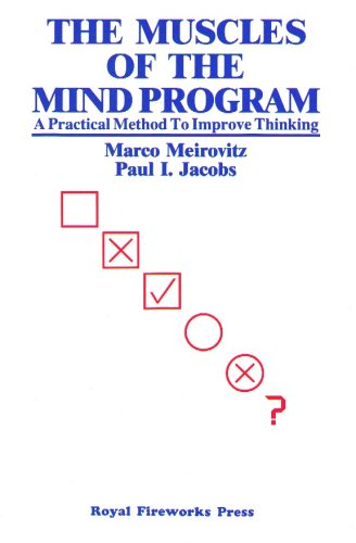 9780898241877: Muscles of the Mind Program: 4-Volume Set and Activity Kit (Vol. 1: Brain Muscle Builders, Vol. 2: Visual Thinking, Vol. 3: The Muscles of the Mind Program, Vol. 4: Verbal Thinking, Activity Game Pieces) (Muscles of the Mind)