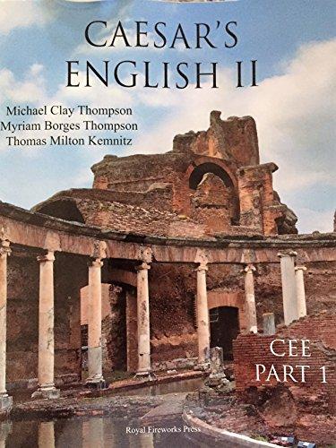 9780898244977: Caesar's English II CEE Part 2