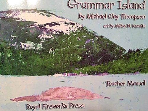 9780898247992: Grammar Island (Teacher Manual)