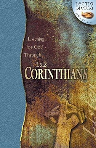 Listening for God through 1 Corinthians (Lectio Divina): Various