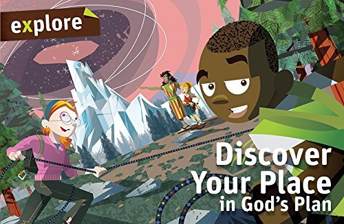 Discover Your Place in God's Plan (Explore): Wesleyan Publishing House