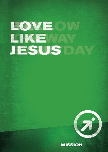 Love Like Jesus (iFollow Discipleship Resource) (iFollow: Wesleyan Publishing House