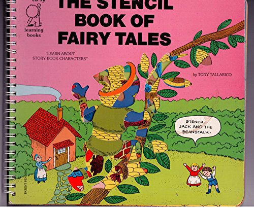 9780898282818: The Stencil Book of Fairy Tales