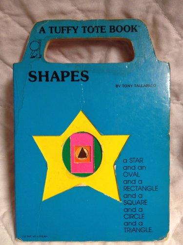 Shapes (Tote Books): Tony Tallarico