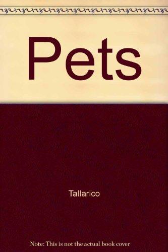 Pets, a tuffy tote book: Tony Tallarico