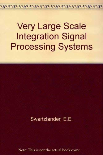 9780898382075: VLSI Signal Processing Systems