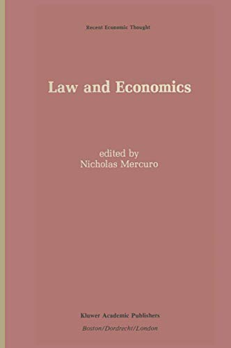 9780898382822: Law and Economics