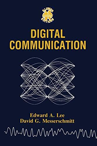 9780898382952: Digital Communication