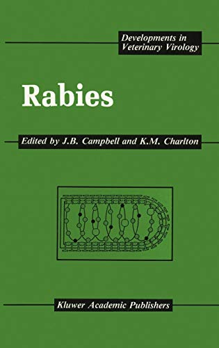 9780898383904: Rabies (Developments in Veterinary Virology)