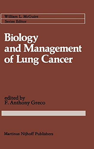 9780898385540: Biology and Management of Lung Cancer (Cancer Treatment and Research)