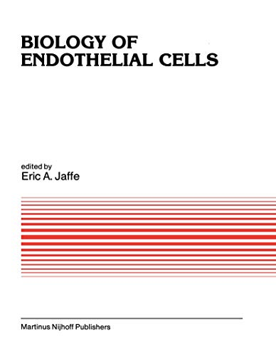 Biology of Endothelial Cells (Developments in Cardiovascular Medicine)