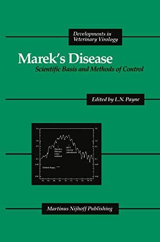 Marek's Disease: Scientific Basis and Methods of