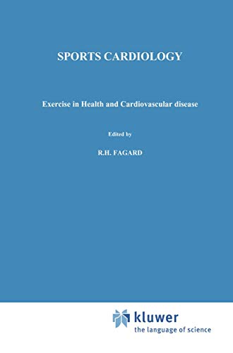 Sports Cardiology: Exercise in Health and Cardiovascular Disease (Hardback)