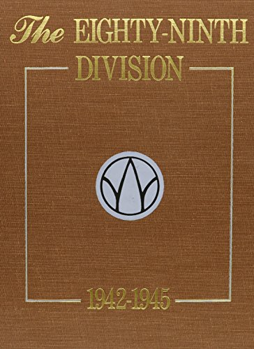 9780898390315: Eighty-Ninth Division 1942-1945