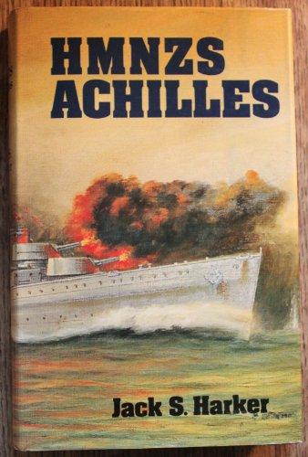 9780898390537: Hmnzs Achilles (Naval Series / Battery Press)