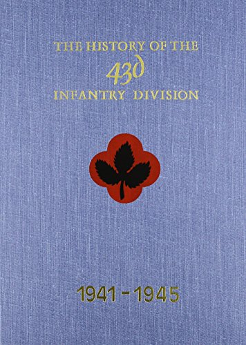 9780898390681: The History of the Forty-Third Infantry Division