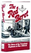 9780898390872: The red beret: The story of the parachute regiment at war 1940-1945 (Airborne series)
