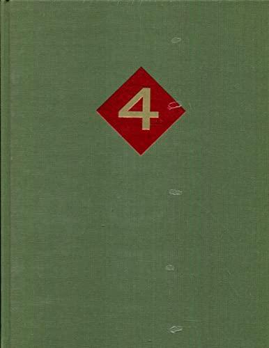 9780898391169: Fourth Marine Division in World War II.