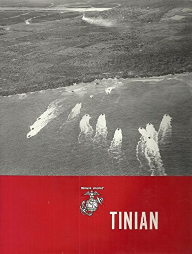 The Seizure of Tinian (Seventeenth in the Elite Unit Series): Hoffman, Carl W