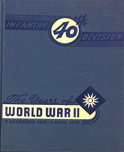 40th Infantry Division (Divisional Series): Staff, Division