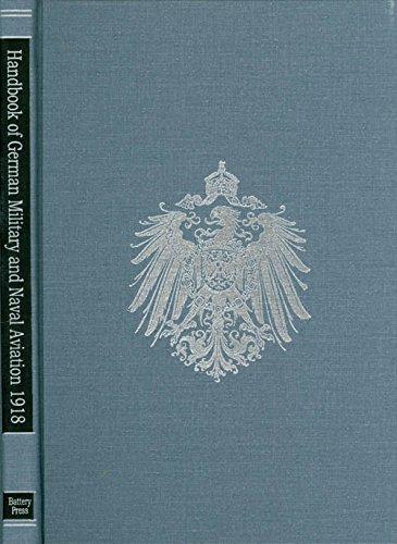 Handbook of German Military and Naval Aviation: British General Staff