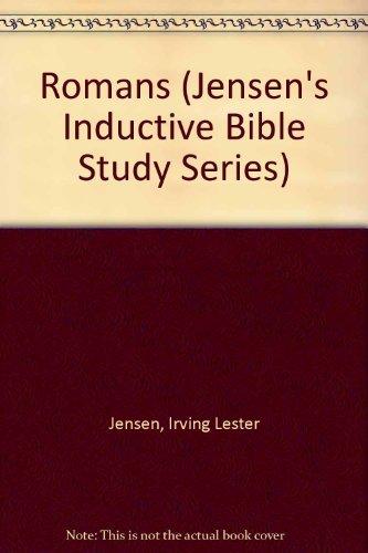 Romans do it yourself bible studies by irving jensen heres life romans do it yourself bible studies irving jensen solutioingenieria Gallery