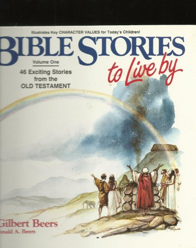9780898403022: Bible Stories to Live by: Old Testament
