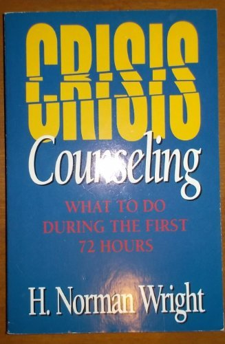 9780898403206: Crisis Counseling