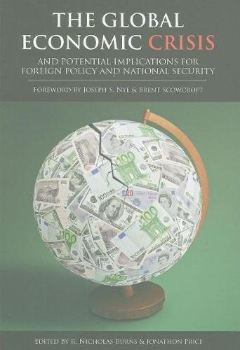 The Global Economic Crisis: and Potential Implications: Joseph S. Nye,
