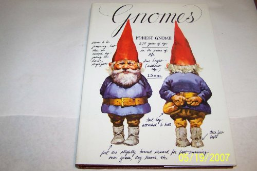 9780898440195: Gnomes: Color and story album