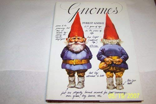 Gnomes: Color and story album: Huygen, Wil