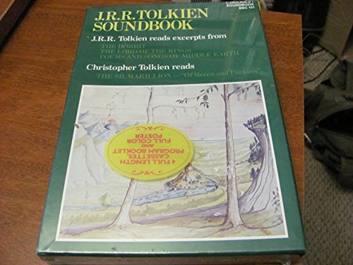 9780898450422: J.R.R. Tolkien Soundbook J. R. R. Tolkien Reads Excerpts From: the Hobbit, the Lord of the Rings, Poems and Songs of Middle Earth; Christopher Tolkien Reads the Silmarillion--